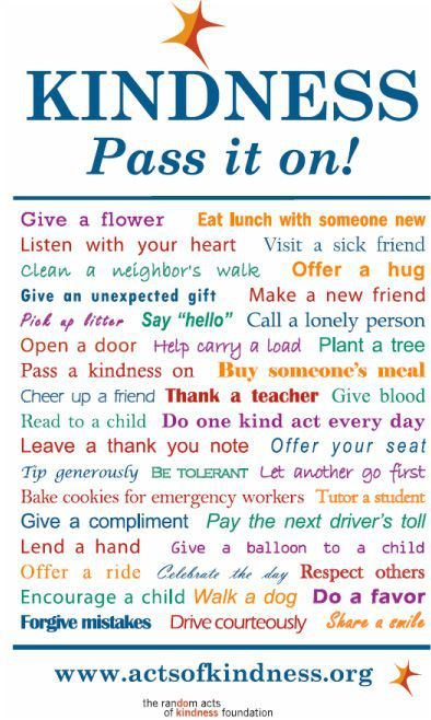 pass it on quote