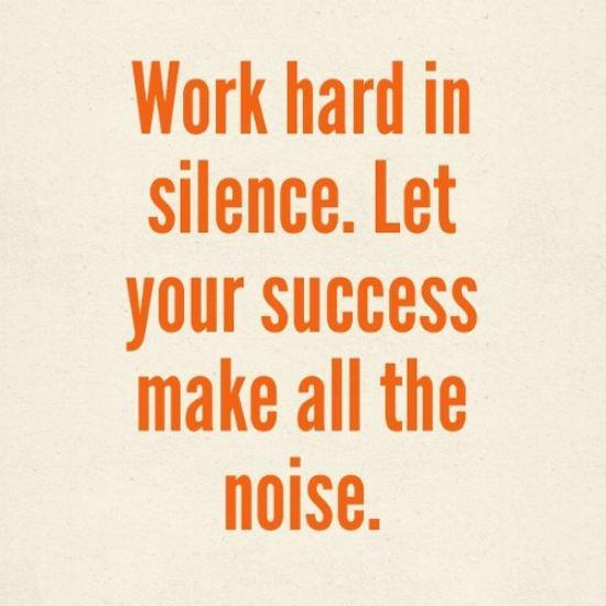 silent success