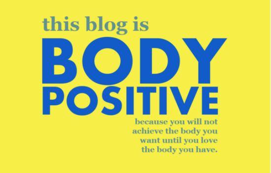 body positive blog