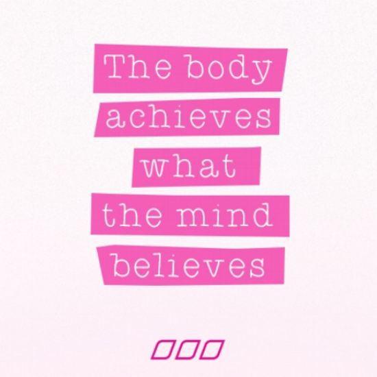 body achieves
