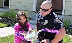 loving cop