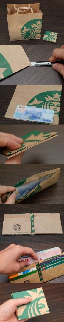 starbucks wallet