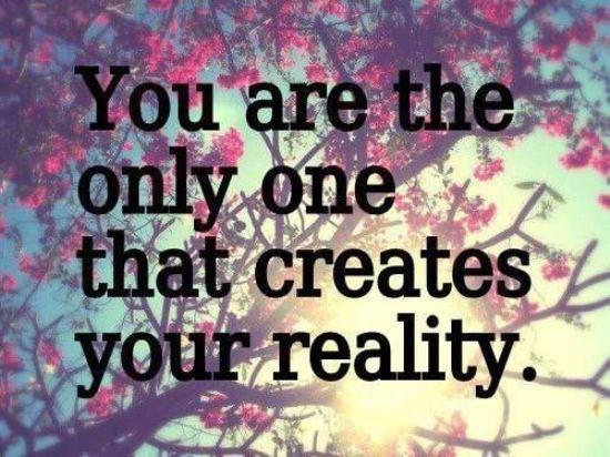reality creation