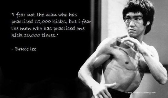 Bruce lee picture