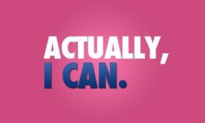 today you can