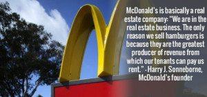 mcdonalds real estate