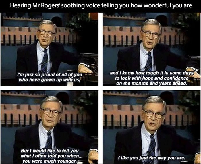 mr rogers knows best