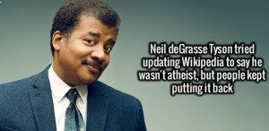 Neil deGrasse Facts