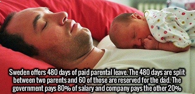 Sweden Parental Leave