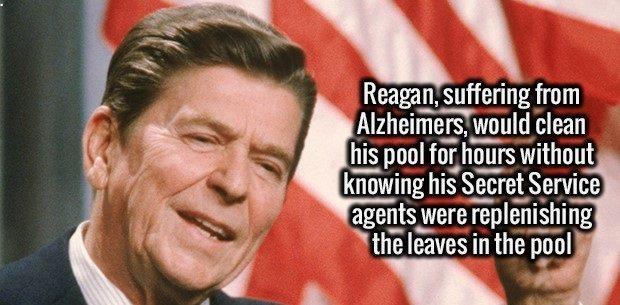 Reagan Fact