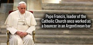 Pope Francis fact