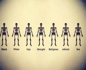 the same when dead