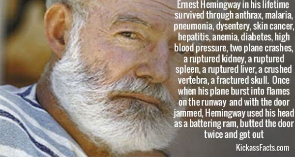 history of ernest