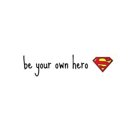 be your own hero - Growth Guided