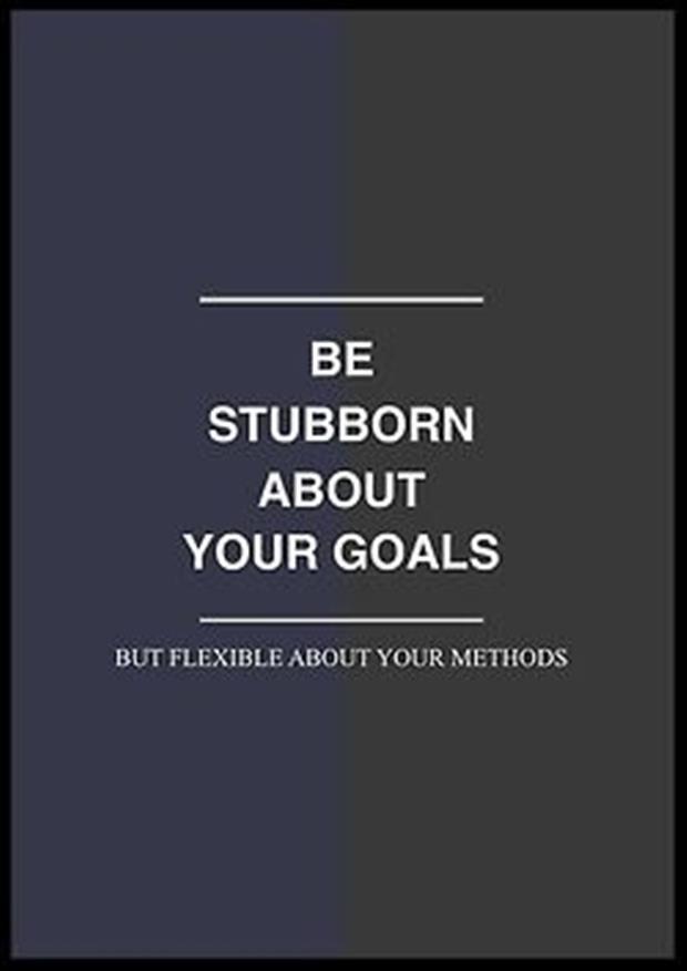 stubborn