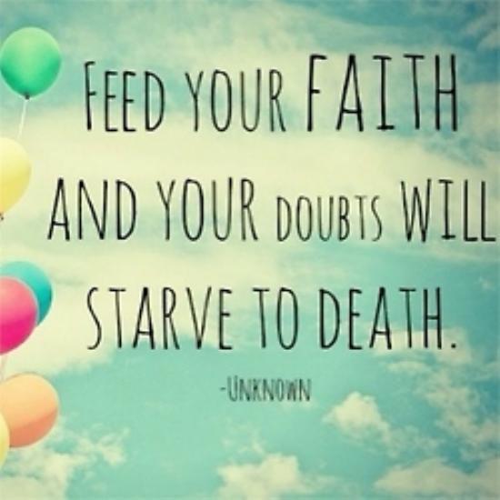 feed me faith