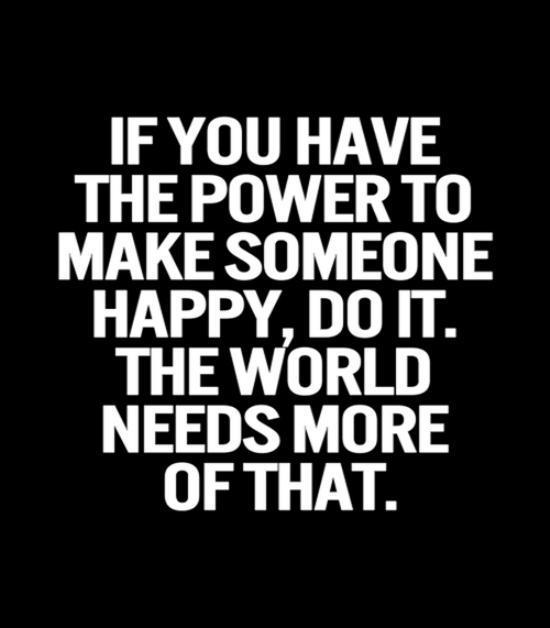 make them happy