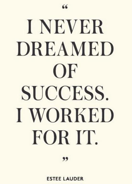 dream work up
