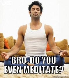 Meditation – It's A Science – Infographic