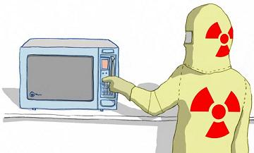 Standing In Front Of A Microwave – Is It Safe? [VIDEO]