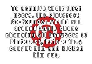 how pinterest started