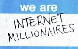 The Internet Can Make You Rich – Infographic