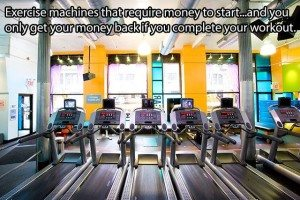 earn your treadmill