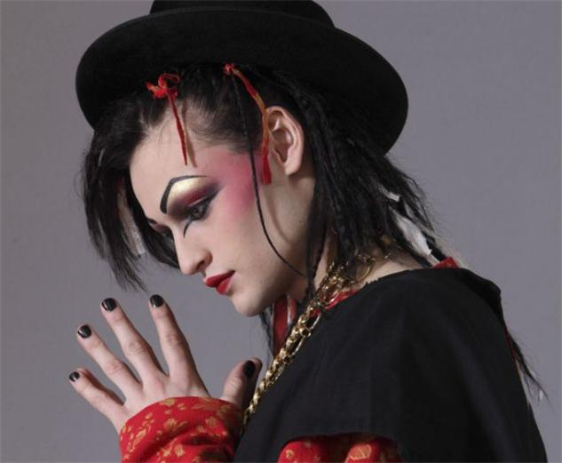 Boy George Young