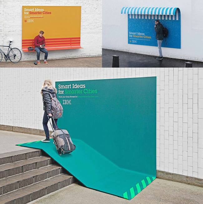 Smart Ideas IBM Ad