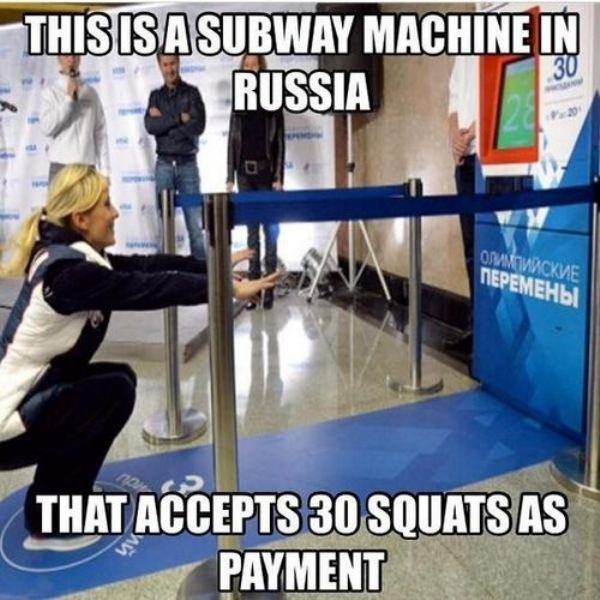 ride the subway for free