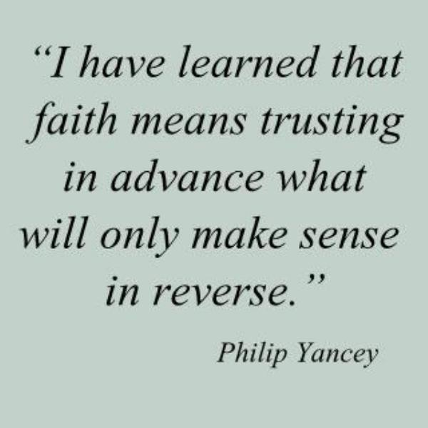 Philip Yancey quote