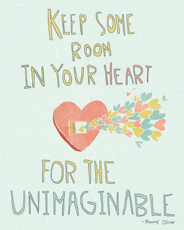 imagine my heart