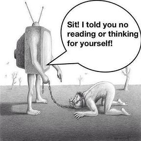 Turn Off The News – It's A Mind Virus Waiting To Infect You [VIDEO]