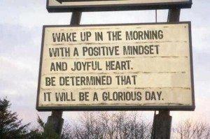 joyful glorious day