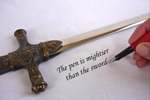 sword vs pen