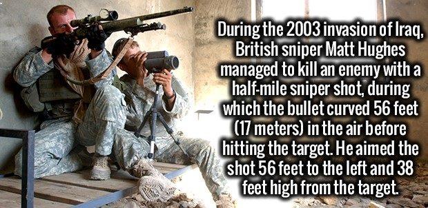 best sniper in the world