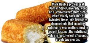 caloric deficit fat loss