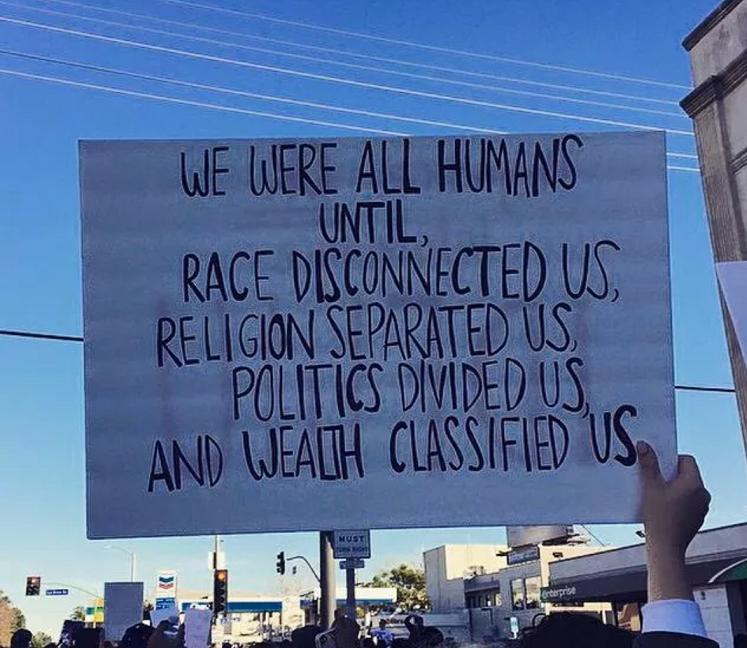 dont divide us