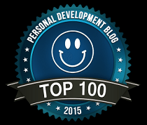 2015 Top 100 Personal Development Website Winners – We Made The Cut !