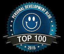 2015 Top 100 Personal Development Website Winners – We Made The Cut !