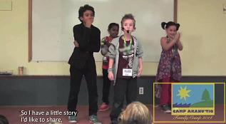Kid Raps About Transgender Recognition [VIDEO]