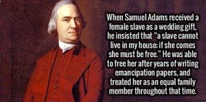 mr samuel adams