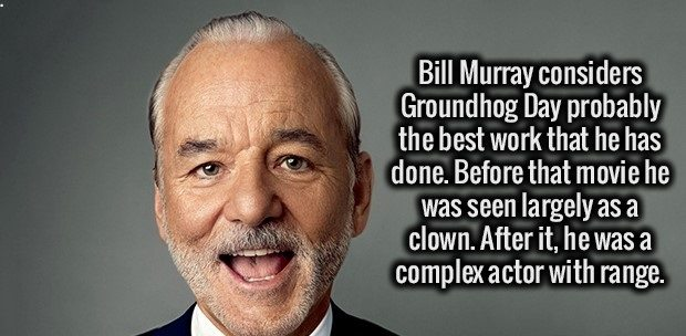 oh bill murray