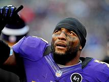 ray lewis God moment