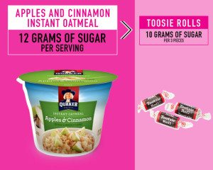 snacks with high sugar content 9
