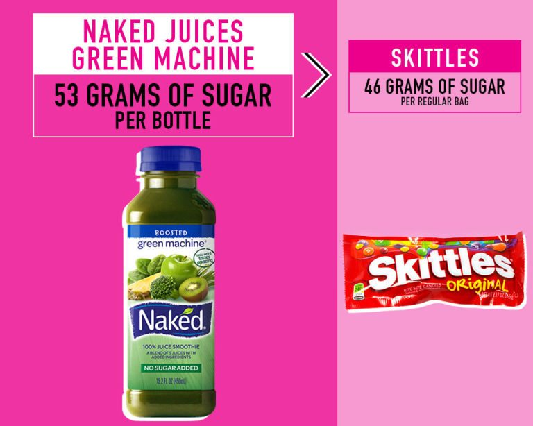 snacks with high sugar content 8