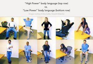 posture pose