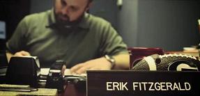 Pastor Erik Fitzgerald