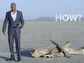 A Little Pep Talk From Prince EA About Our Earth [VIDEO]
