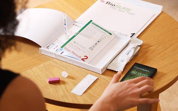home hiv test biosure